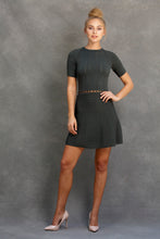 Alexa Fit and Flare Dress
