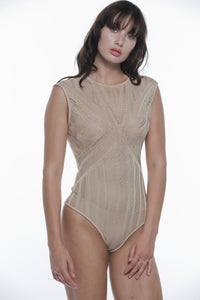 Brandy Pointelle bodysuit - VIAVAI FASHION