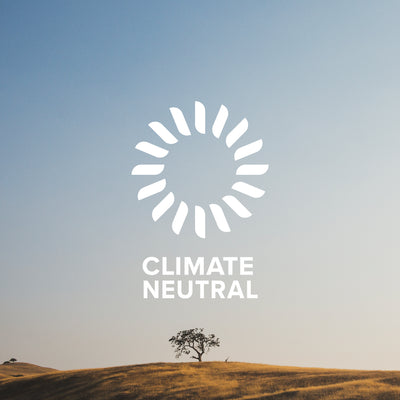 We've committed to becoming Climate Neutral Certified!!!