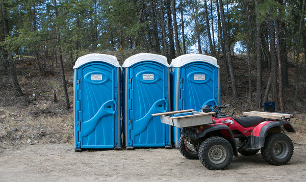 Porta Potty units - Dick's Septic Services