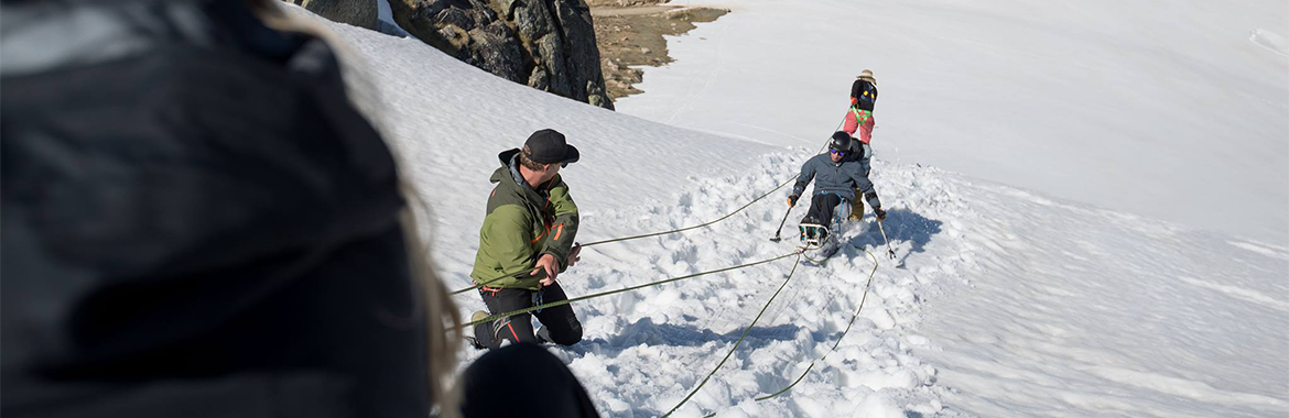 One Sit Ski and no limits: The Story of a Backcountry Sit Ski adventure