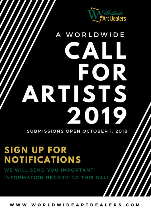 2019 Call For Artists