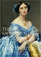 The Metropolitan Museum of Art: Masterpiece Paintings Hardcover