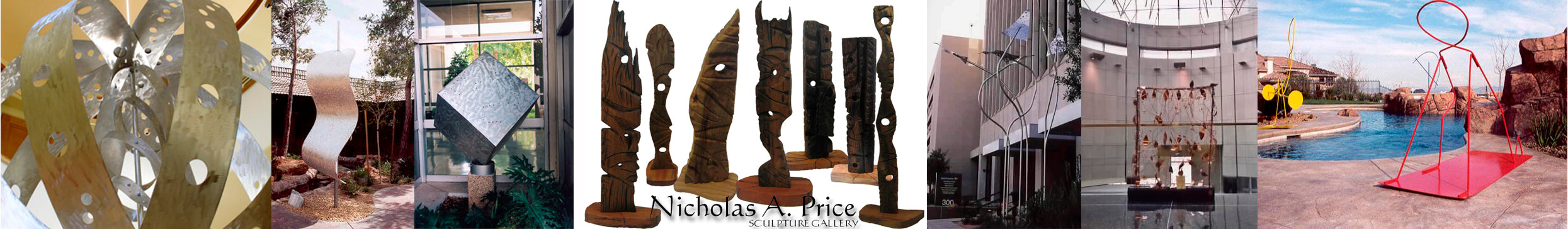 Nicholas A. Price Sculpture Gallery