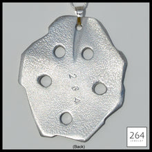 Load image into Gallery viewer, Luxury brand 264 Jewelry #9, one of a kind aluminum statement piece