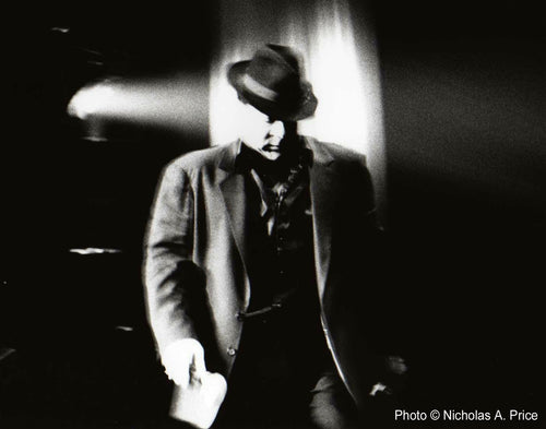 SINATRA'S GHOST by Nicholas A. Price, 11 x 14 RC Pearl Print - Artnet Showcase