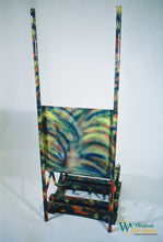 Load image into Gallery viewer, The Queen Chair © by New Voyeurism Custom Art Furniture available from WorldwideArtDealers.com