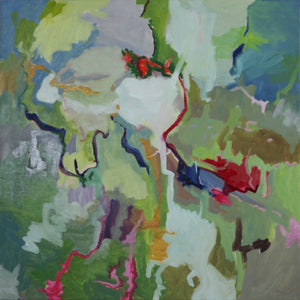 """Spring is Coming"" painting by artist Livio Lopedote Exclusively represented by WorldwideArtDealers.com"