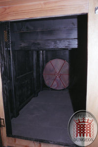 The Commodious Cage © by Infernal Dungeon, dungeon furniture for the elegantly kinky