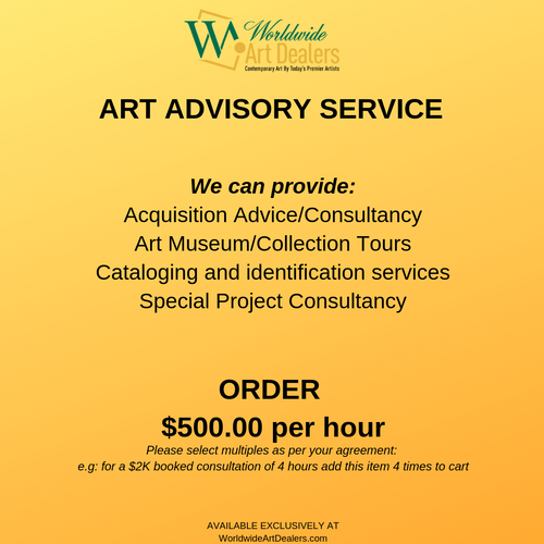 Art Advisory Service : Hourly Service