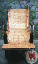 Load image into Gallery viewer, Astaroth's Medi-Evil Chair © by Infernal Dungeon Furniture, Custom Art Furniture