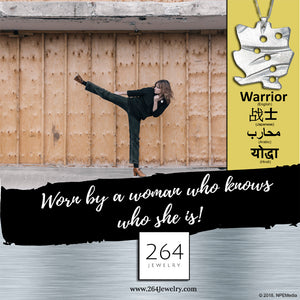 #warrior campaign for 264 Jewelry