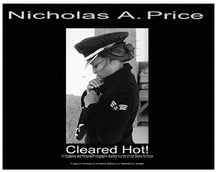 Cleared Hot! An Exclusive and Personal Photographic Journey Into the United States Air Force Hardcover – Deluxe Edition, 2009 by Nicholas A. Price