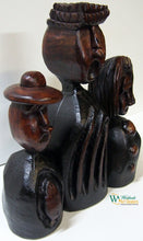 Family Sculpture by Croatian artist Vladimir Ivanković available exclusively from WorldwideArtDealers.com