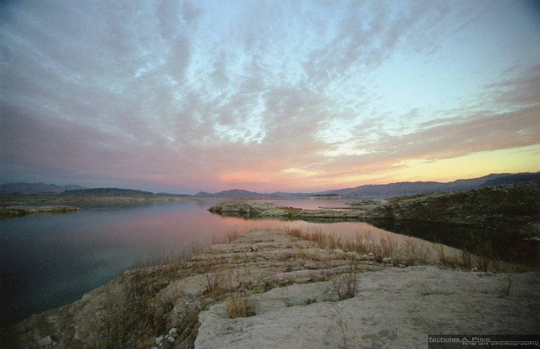 Lake Mead, Nevada by Nicholas A. Price