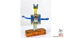 Load image into Gallery viewer, Margo - The Dancing Robots - Tabletop Sculptures by Saloh Cin