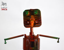Load image into Gallery viewer, Motorbird - Abstract Table Top Sculpture by Saloh Cin