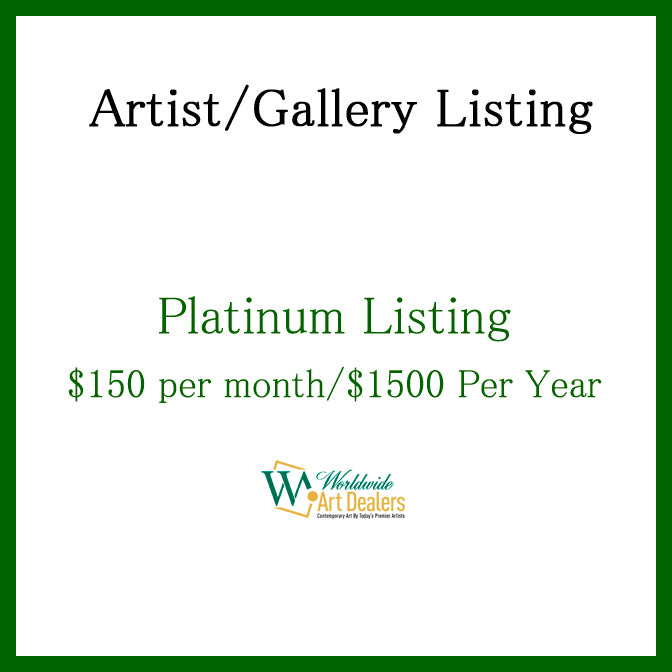 Platinum Level Listing (annual)