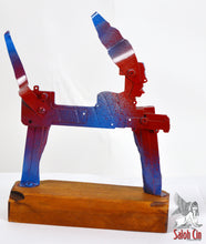 Load image into Gallery viewer, The Messenger - Abstract Table Top Sculpture by Saloh Cin