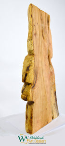 """The Wingman"" Sculpture by Nicholas A. Price from the Wood Spirits Collection"