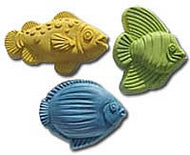 FISH SOAP MOLD
