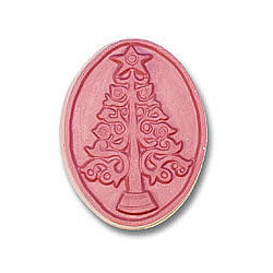 CHRISTMAS TREE SOAP MOLD