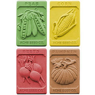 GARDEN SEEDS SOAP MOLD