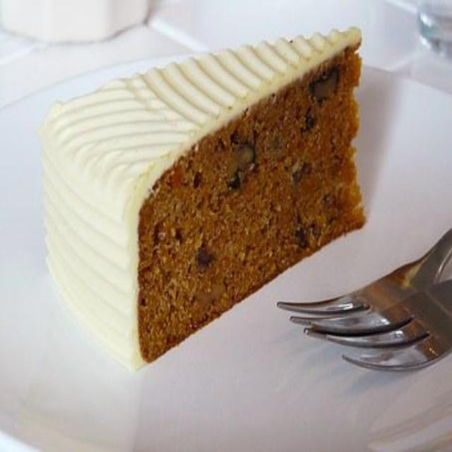 Frosted Carrot Cake (PEAK)