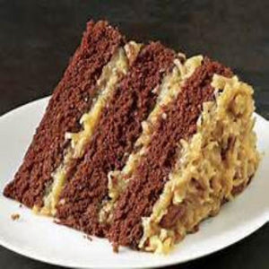 German Chocolate Cake (PEAK)