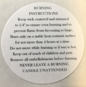 PILLAR WARNING LABEL