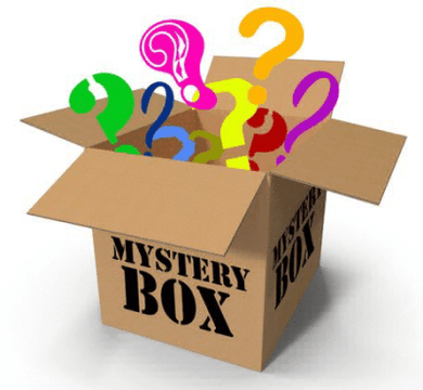 Soap Mold Mystery Box