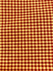 1 yard homespun fabric