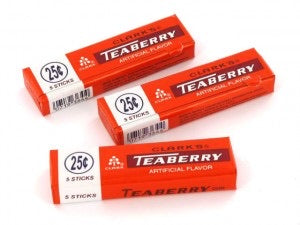 Teaberry Candy NEW!!!!