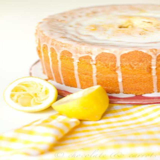 Lemon Pound Cake (PEAK)