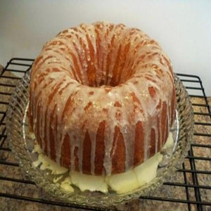 Orange Chiffon Cake (PEAK)