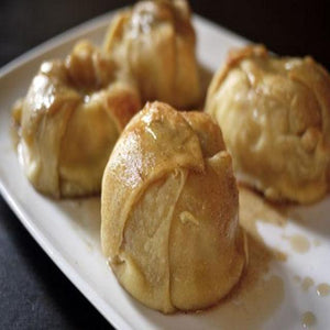 Warm Apple Dumpling