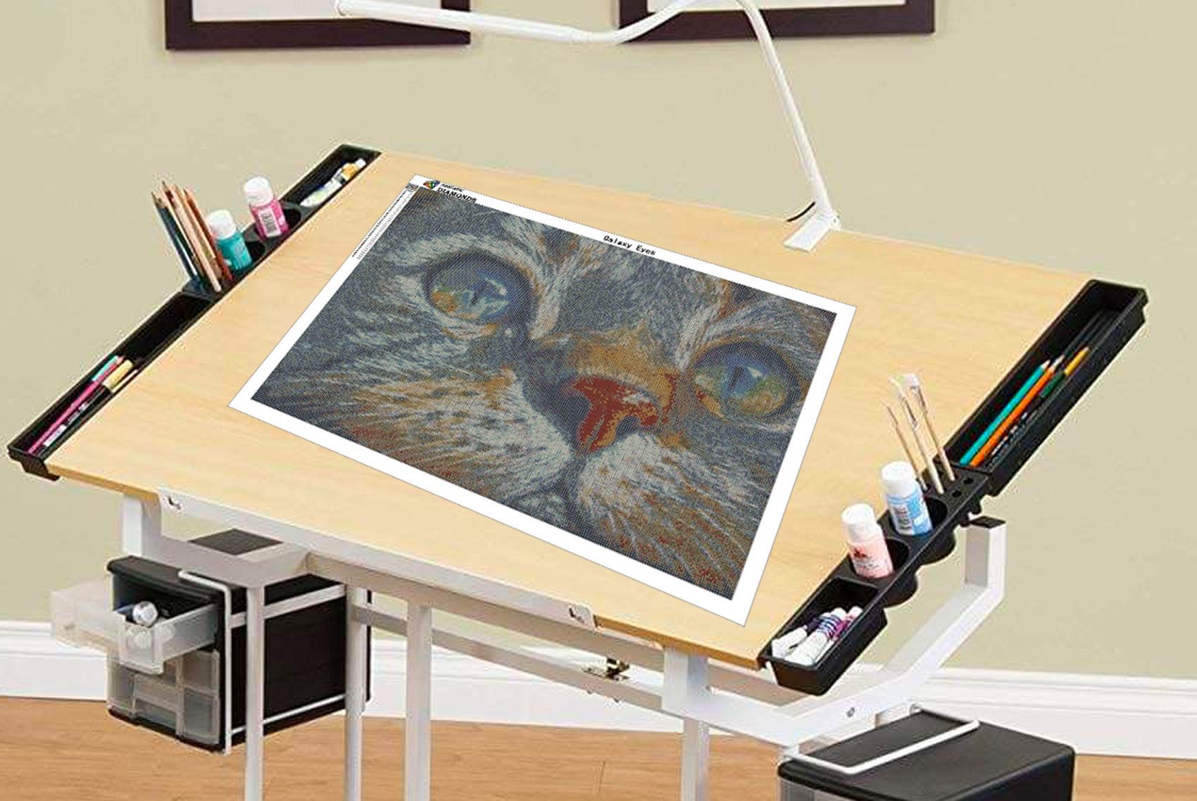 RANKED: The 7 Hottest Craft Tables For Diamond Painting