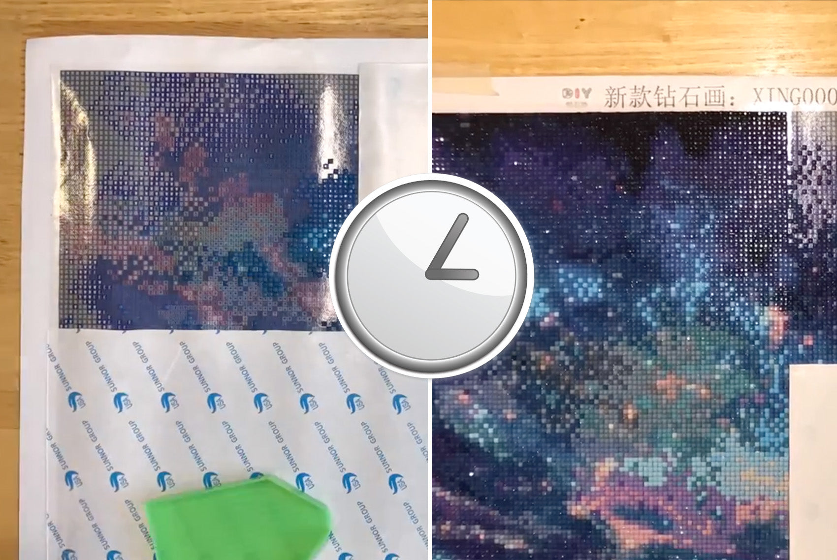 These Amazing 5D Diamond Painting Time-Lapse Videos Will Relieve Your Anxiety