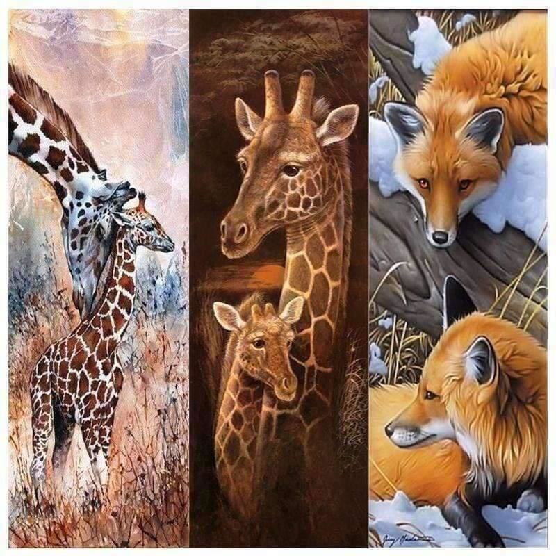 Safari Collection - Single Panel