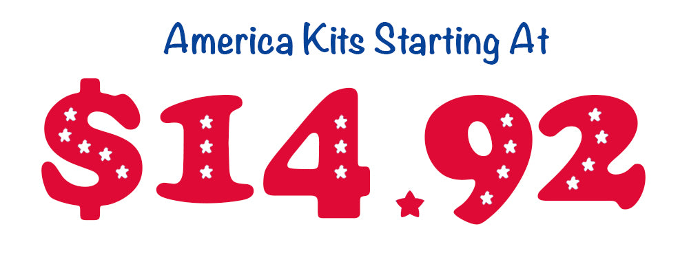 America Kits Starting At $14.92