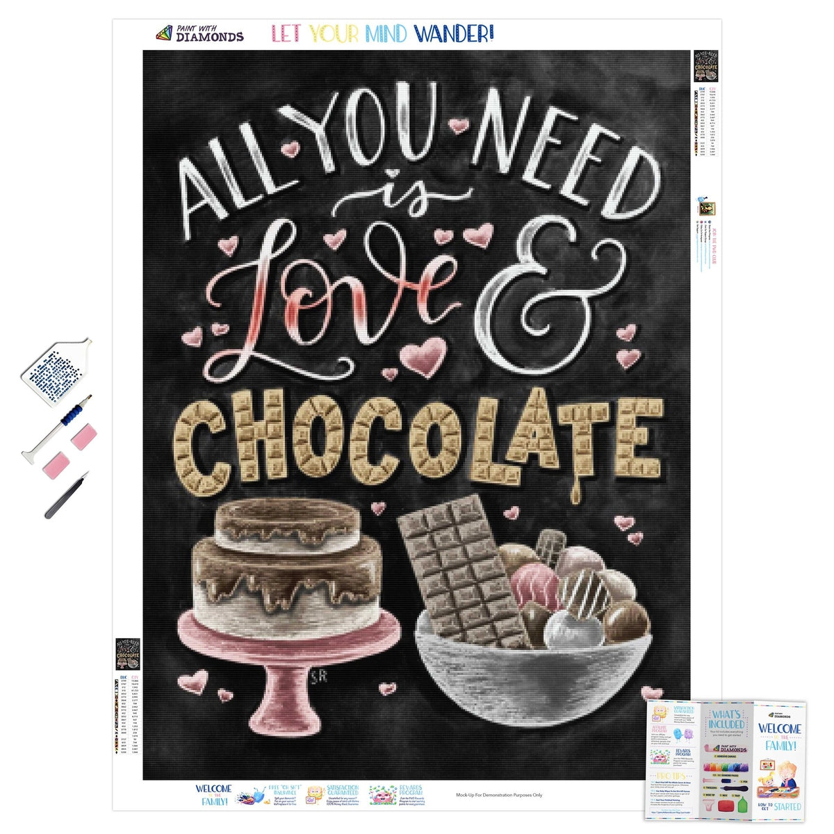 All You Need Is Love And Chocolate