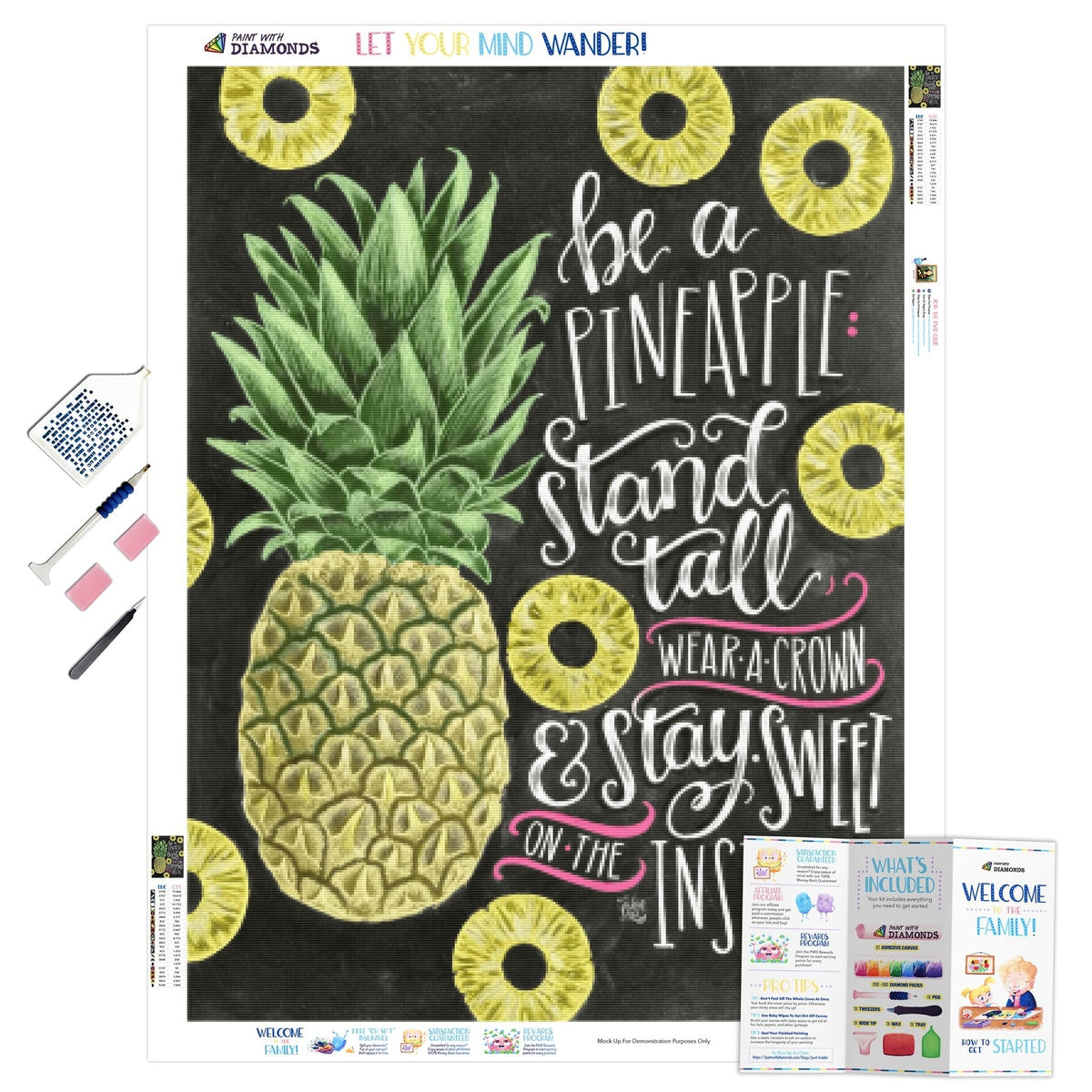Be A Pineapple - Ships From US