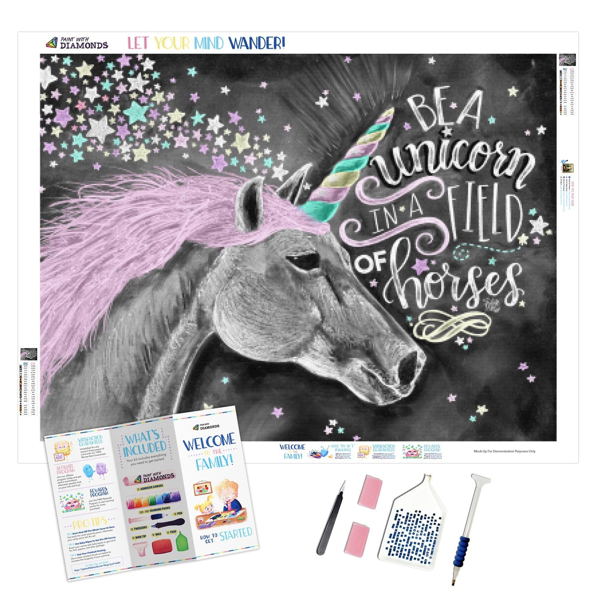 Be A Unicorn - Ships From US