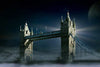 London Bridge In Fog
