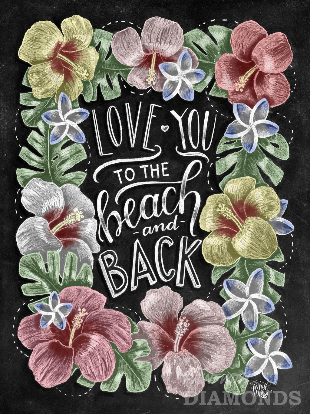 Love You To The Beach And Back
