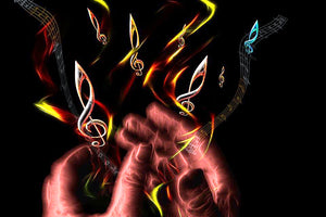 Music At My Fingertips