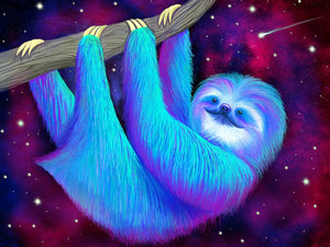 Starry Night Sloth