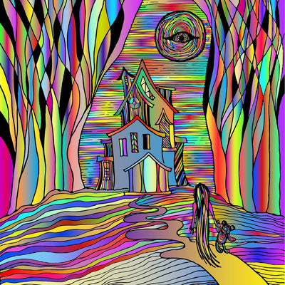 Trippy Haunted House