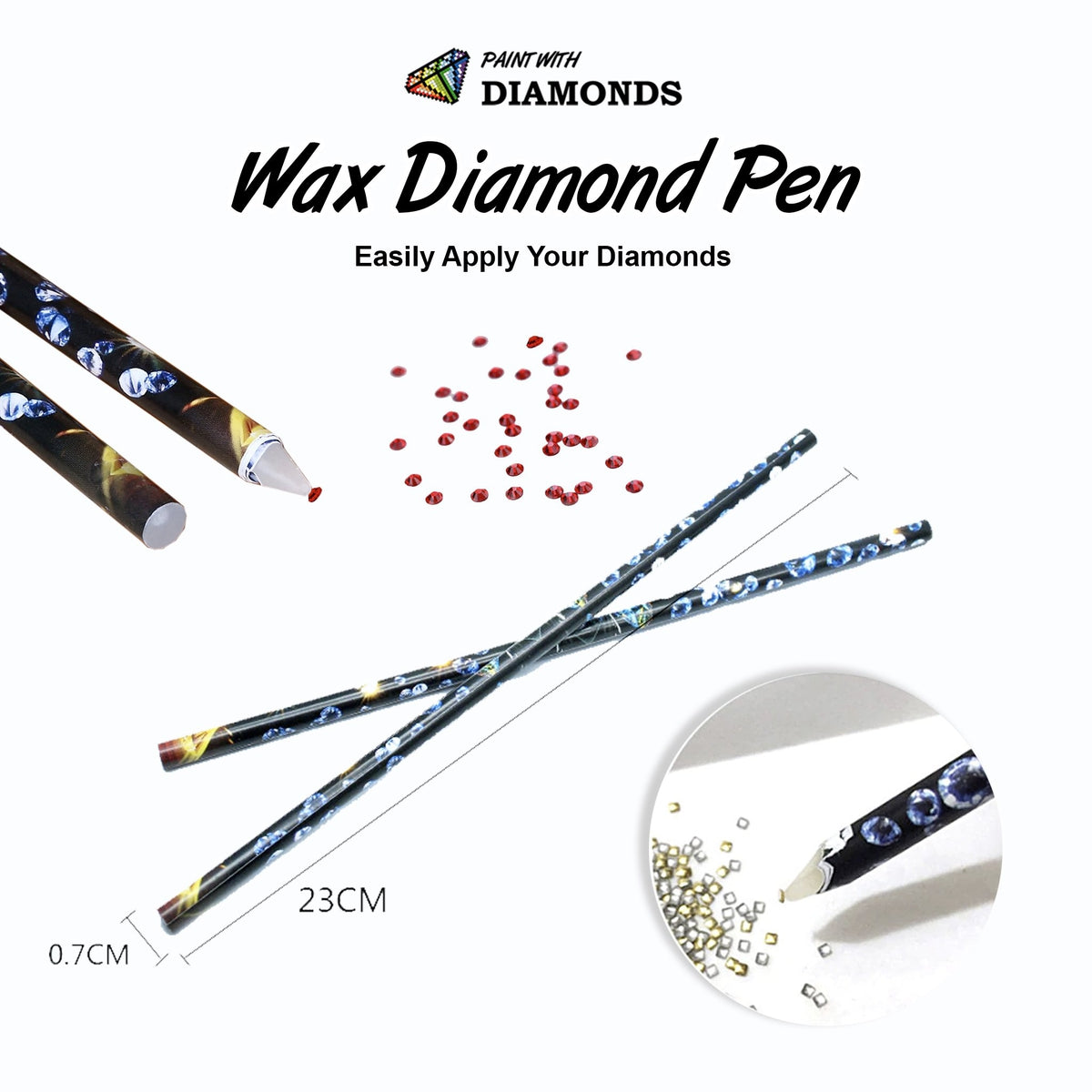 Wax Diamond Pen
