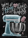 You Bake My Heart Happy